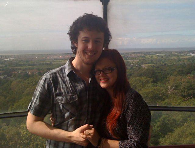 Paul and Britta