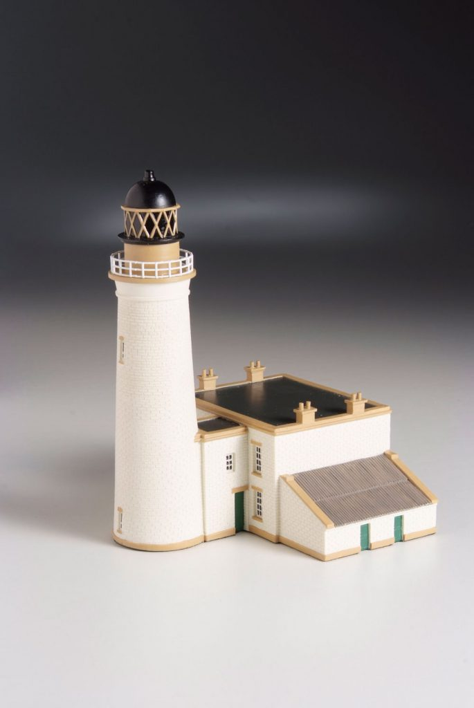 Turnberry Lighthouse, model by Little Dart. Image courtesy littledart.co.uk